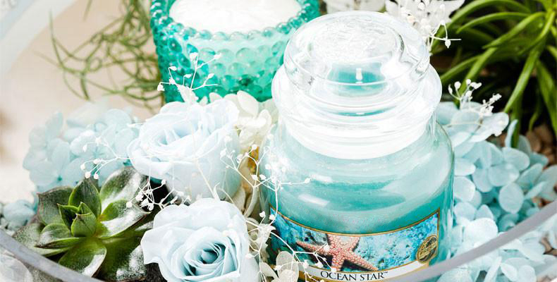 wedding yankee style candle